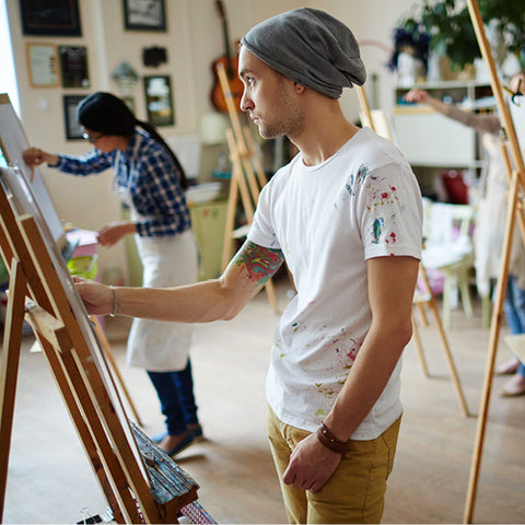 Introduction to Painting and Drawing Short Course