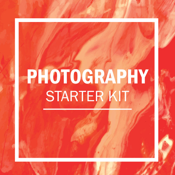 Photography Course Starter Kit