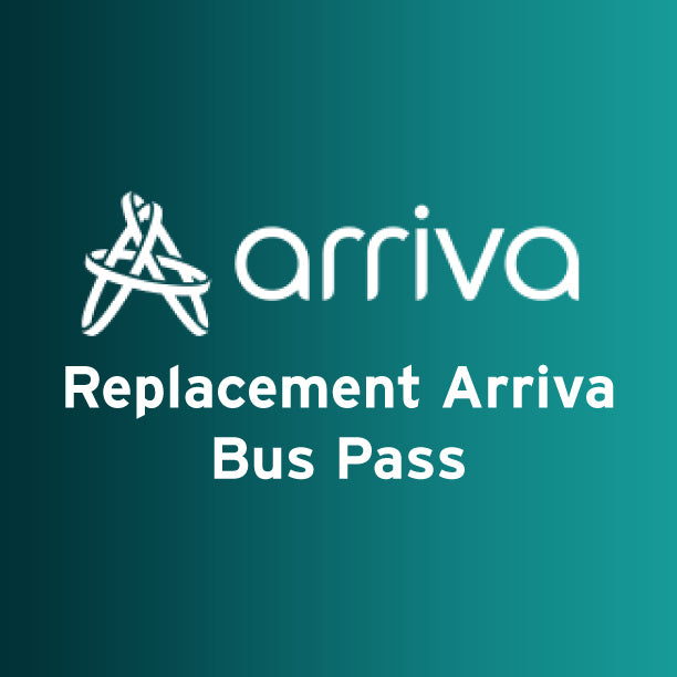 Replacement Arriva Bus Pass