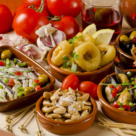 Spanish Delights - Cookery Course