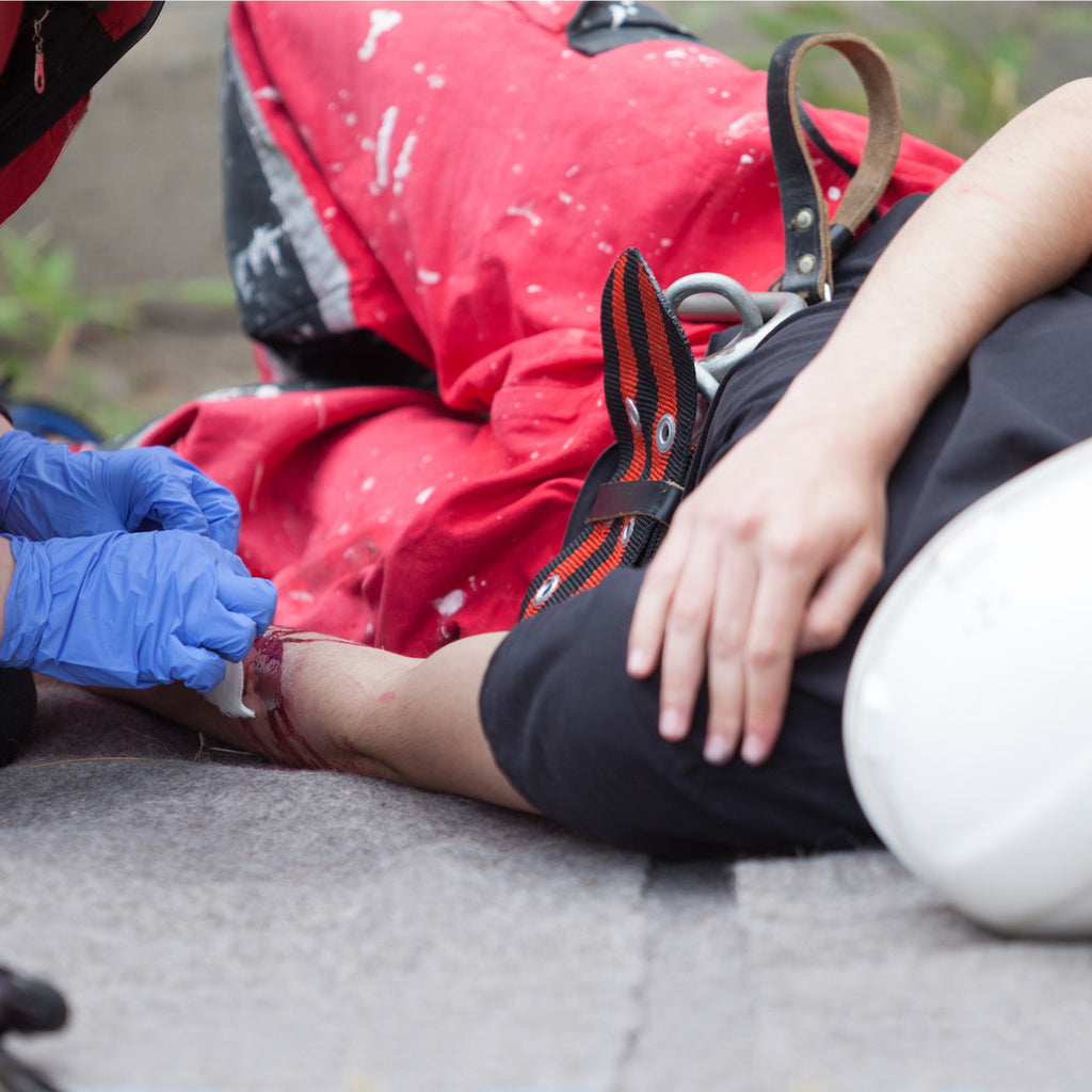 Level 3 Emergency First Aid at Work (One day)