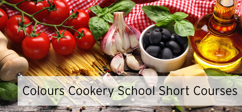Colours Cookery School Short Courses