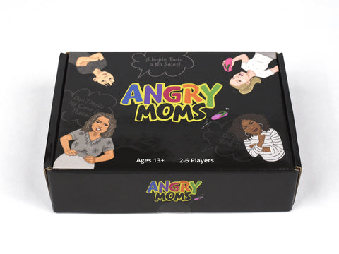 Angry Moms - PRE-ORDER