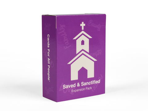 Black Card Revoked - Saved & Sanctified
