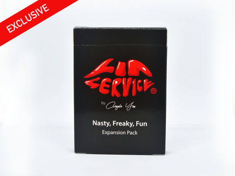 Lip Service - Nasty, Freaky, Fun