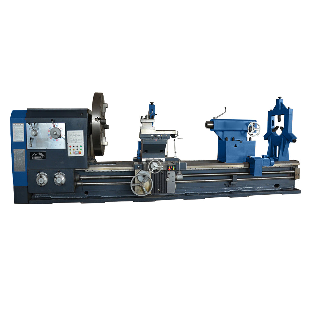 Heavy Duty Lathe Sierra Tda 1600x3000 With 8t Turning Reversing A Machine Tools 8 Ton Capacity