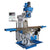 Turret Mill - SIERRA MT-1300 with Twin Spindle