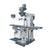 Turret Mill - SIERRA MT-820 with Twin Spindle
