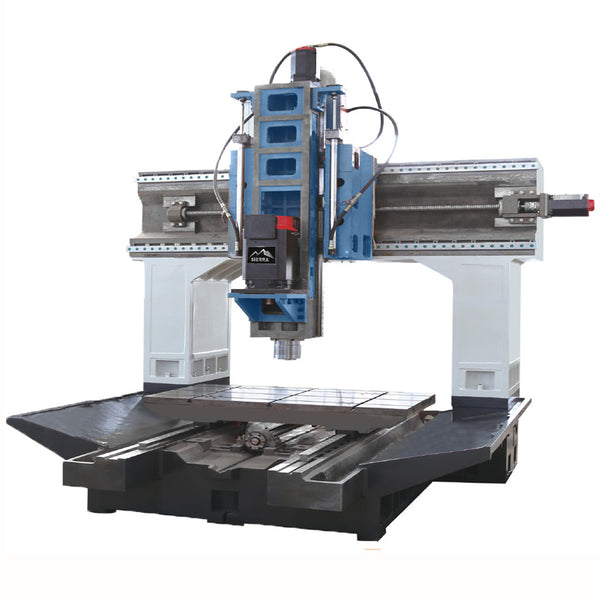 Portal Mill Sierra Emg 1521 Bridge Type Cnc Mill With