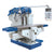 Universal Milling Machine - SIERRA UH-1200 Ram Head type