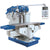 Universal Milling Machine - SIERRA UH-1400 Ram Head type