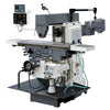 Sierra Machine Tools UK-1000SW Knee Type Universal Mill With Swivel Table