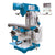 Universal Milling Machine - SIERRA URT-820 Twin Spindle Ram Head type