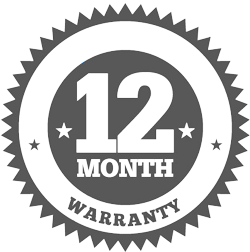 Image of 12 Month Warranty