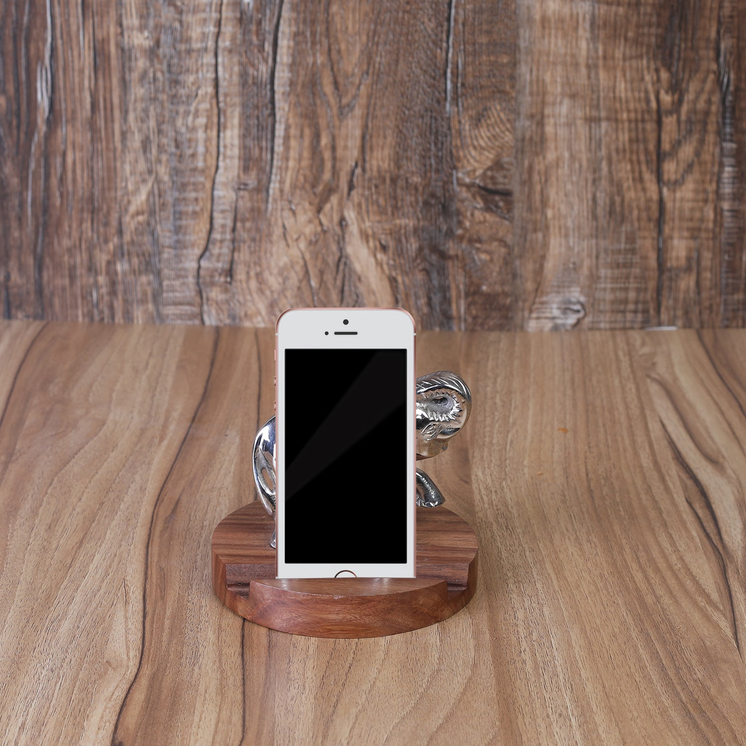 Handmade Wooden Phone /& Tablet Stand in a variety of styles
