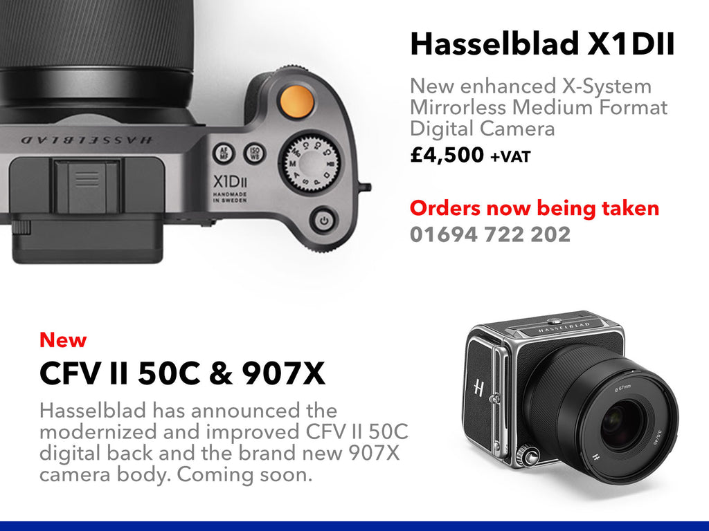 Used Hasselblad cameras, lenses and accessories UK
