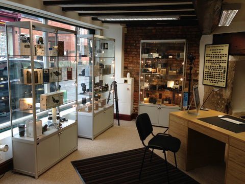 The Commercial Cameras shop in Church Stretton