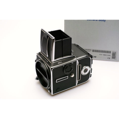 Hasselblad 503 CW chrome body, WLF 1999