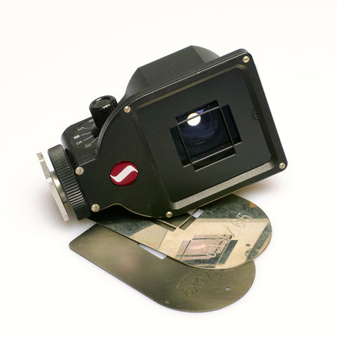 Silvestri Shift Viewfinder and Masks