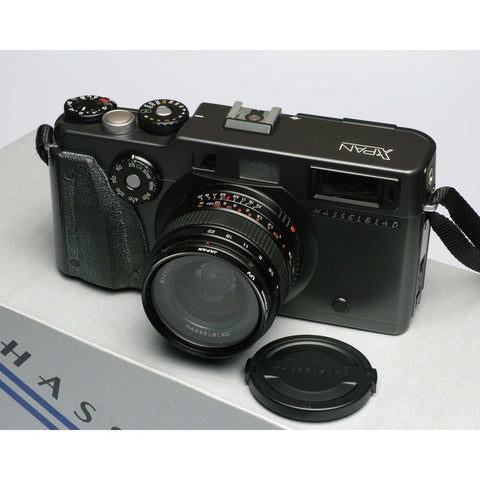 Hasselblad Xpan outfit with f4 45mm lens