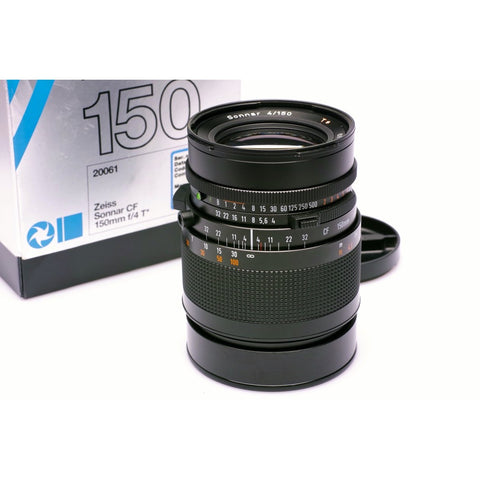 Hasselblad Sonnar  150mm F4 CF lens