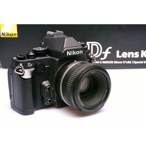 Nikon DF with AF-S Nikkor 50mm F1.8G lens