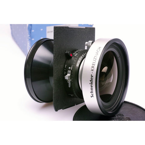 Super Angulon 90mm F6.8 Multi coated Classic lens