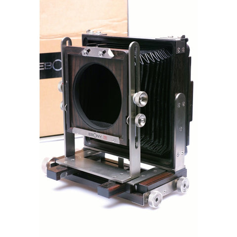 Ebony 45 RW Ti  5x4 Field camera