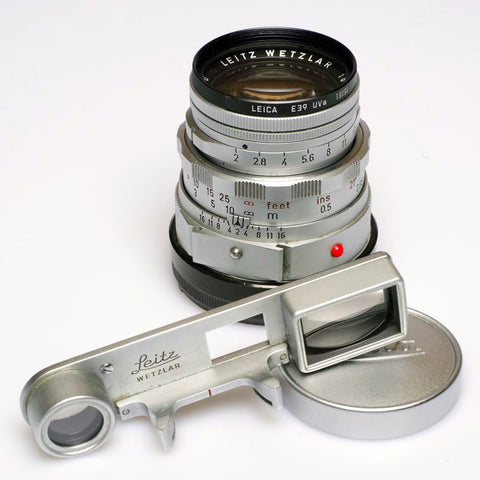 Leica 50mm F2 dual focus set
