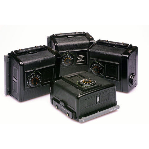 Bronica SQ-AI 120 film backs each