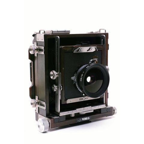 Ebony WIDE 45 Camera body