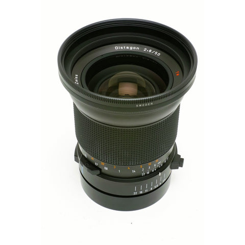Hasselblad Distagon F2.8 50mm FE lens