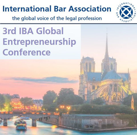 IBA Global Entrepreneurship Conference, Paris, 22-23 May 2017