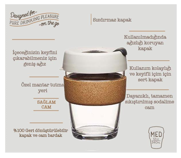KeepCup Filter (Orta) - ButFirstCoffee - 2