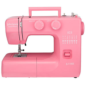 FREE John Lewis Sewing Machine with Mollie Makes