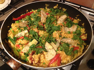 Recipe | Vegetarian Paella