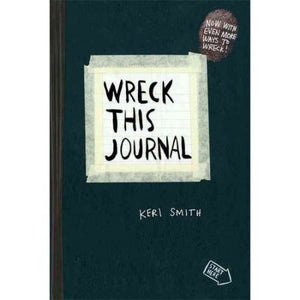 Wreck This Journal - The Missing Burn Page