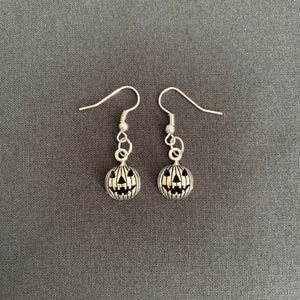 Pumpkin Earrings Earrings - classicbecca