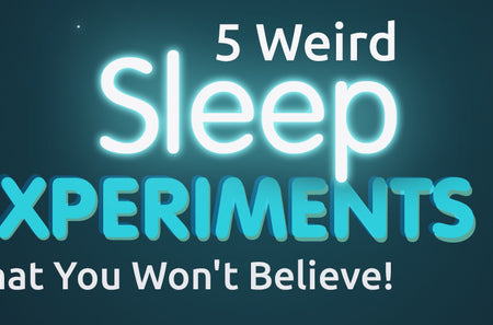 5 Weird Sleep Experiments That You Won't Believe!