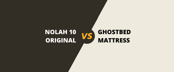 The Nolah Original 10 Vs The GhostBed Mattress