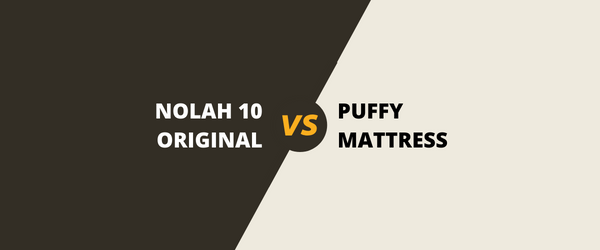 The Nolah Original 10 Vs The Puffy Mattress