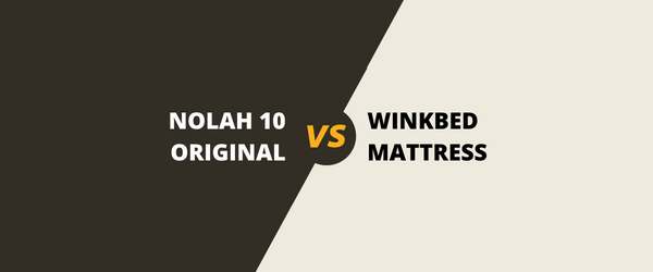 The Nolah Original 10 Vs The WinkBed