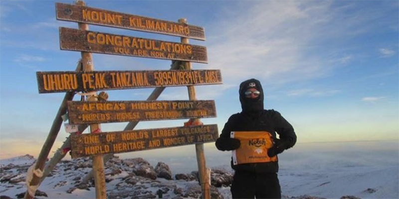 Nolah Mattress Support Kilimanjaro Climb for Children with Autism