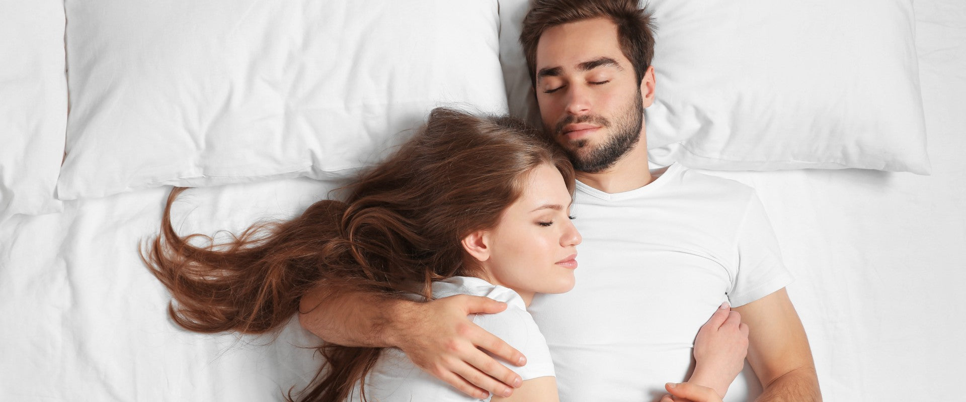 12 Types of Couple Sleeping Positions and What They Mean