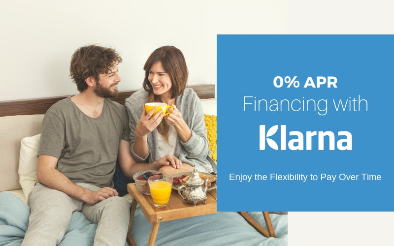 Nolah Mattress - 0% APR Financing with Klarna Slide It Pay Over Time