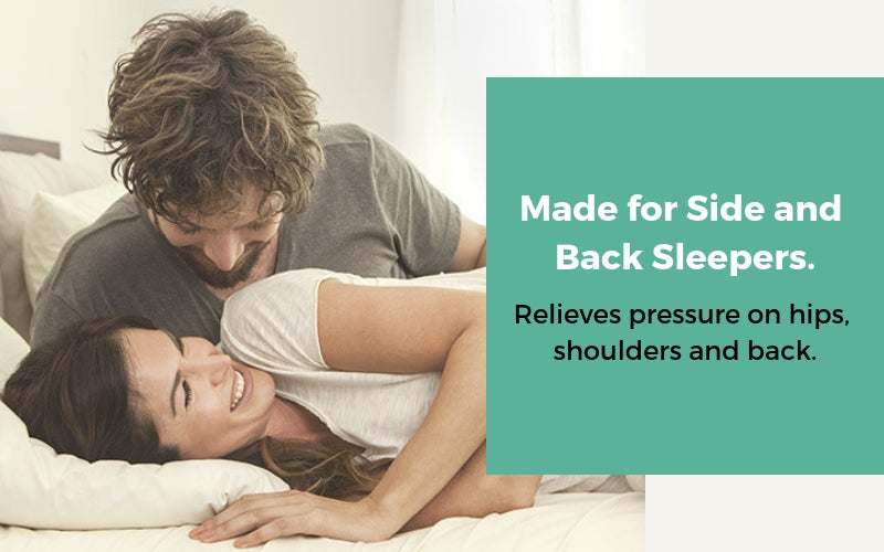 Nolah Mattress | Made for Side and Back Sleepers