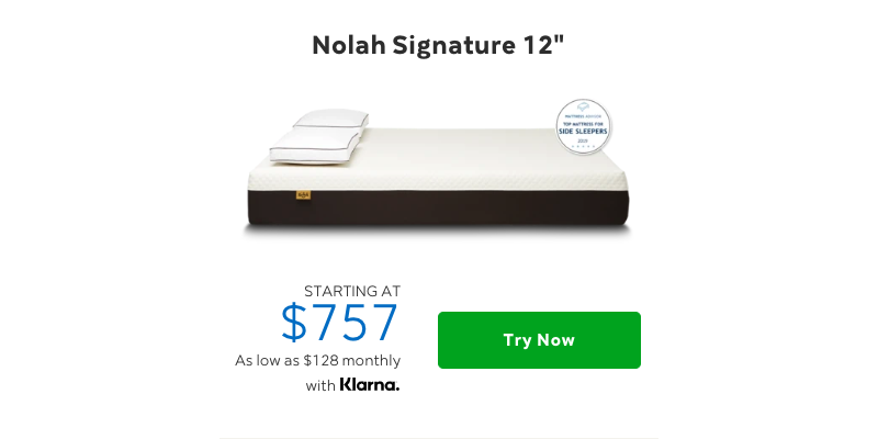 Nolah 12 Signature Mattress