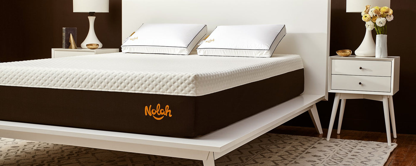 Nolah Mattress- Very comfortable