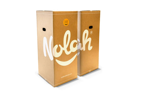 the nolah mattress in a box for delivery