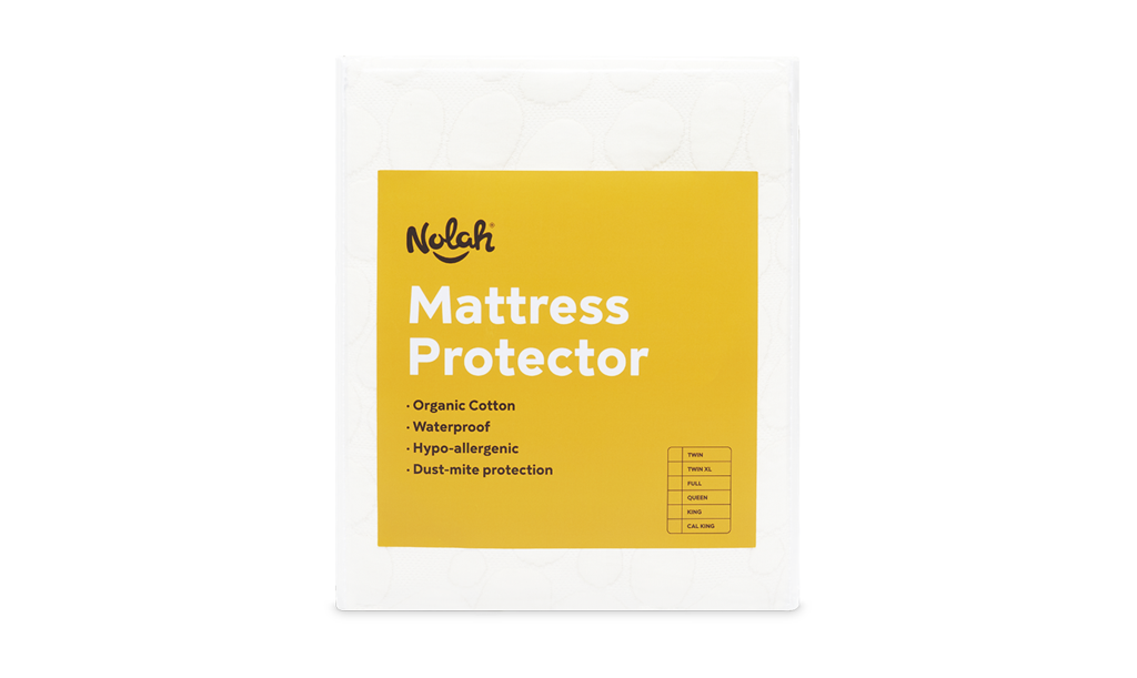 Organic Cotton Mattress Protector